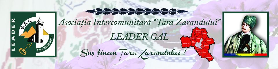 Asociația intercomunitară Țara Zarandului LEADER GAL
